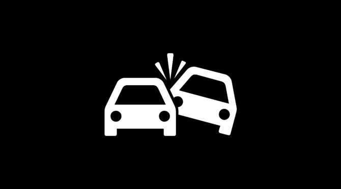 رموز في smartphones تشير Pixel إلى الميزة التي تكشف عن حوادث السيارات على Android Q 1