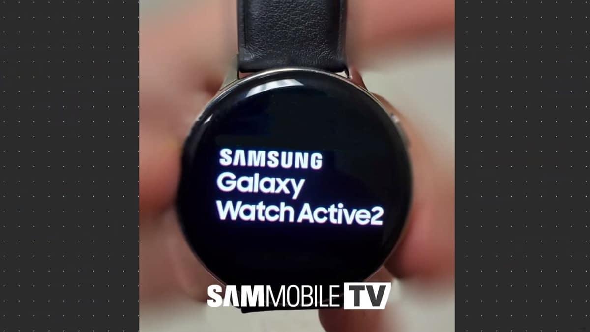 سامسونج Galaxy شاهد صور Active 2 التي تم إطلاقها ، ومن المتوقع إطلاقها في خيارين 1