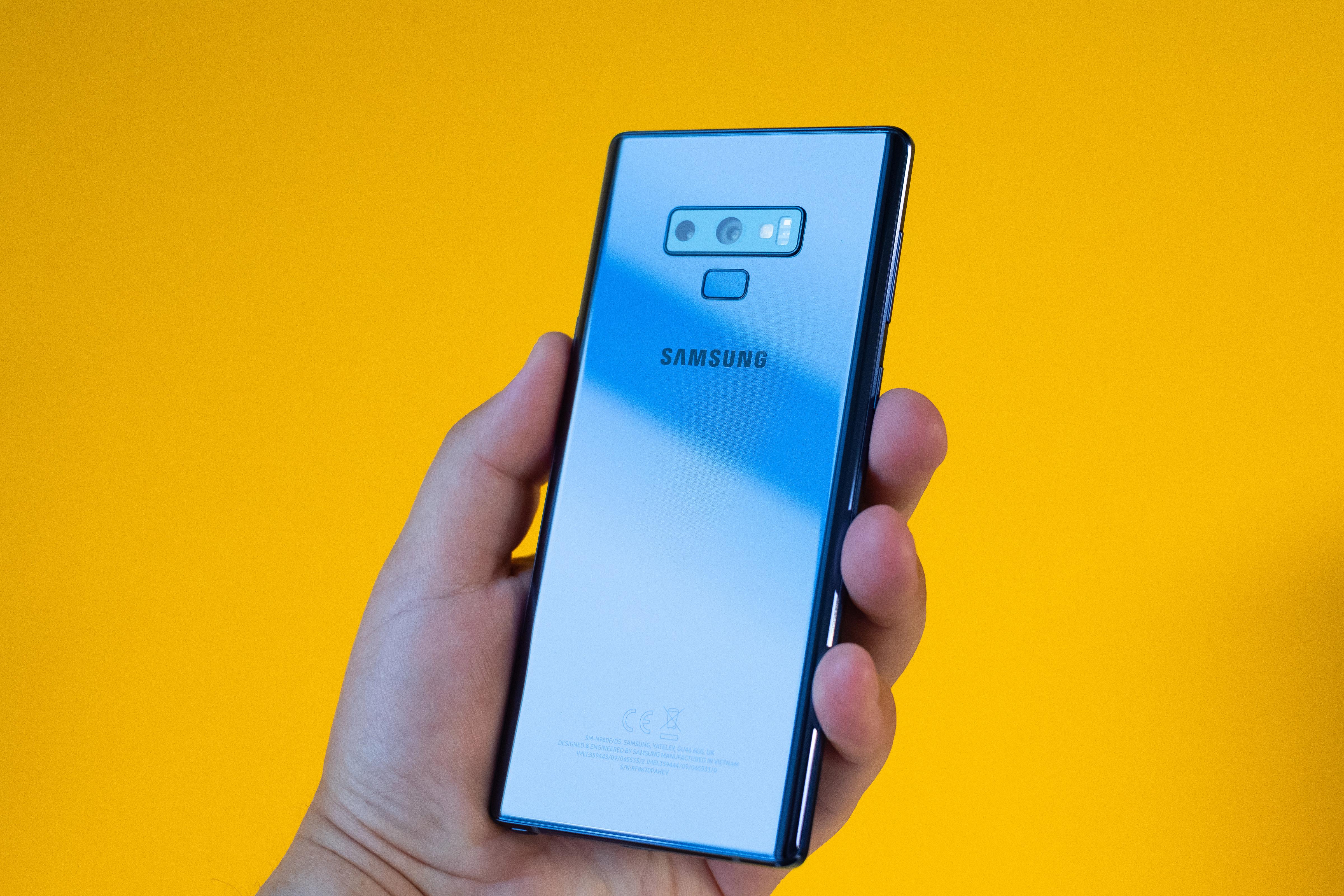 سامسونج Galaxy Note  10 سيصل خلال بضعة أيام