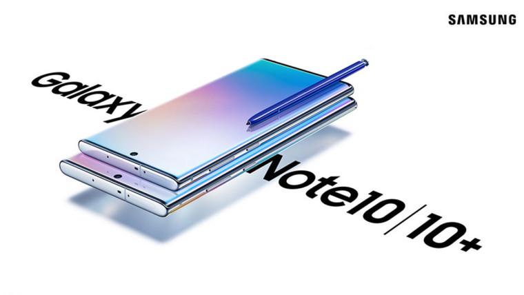 سامسونج Galaxy Note10 و Note10 + تسرب المواد ؛ لم يتبق شيء للخيال 1