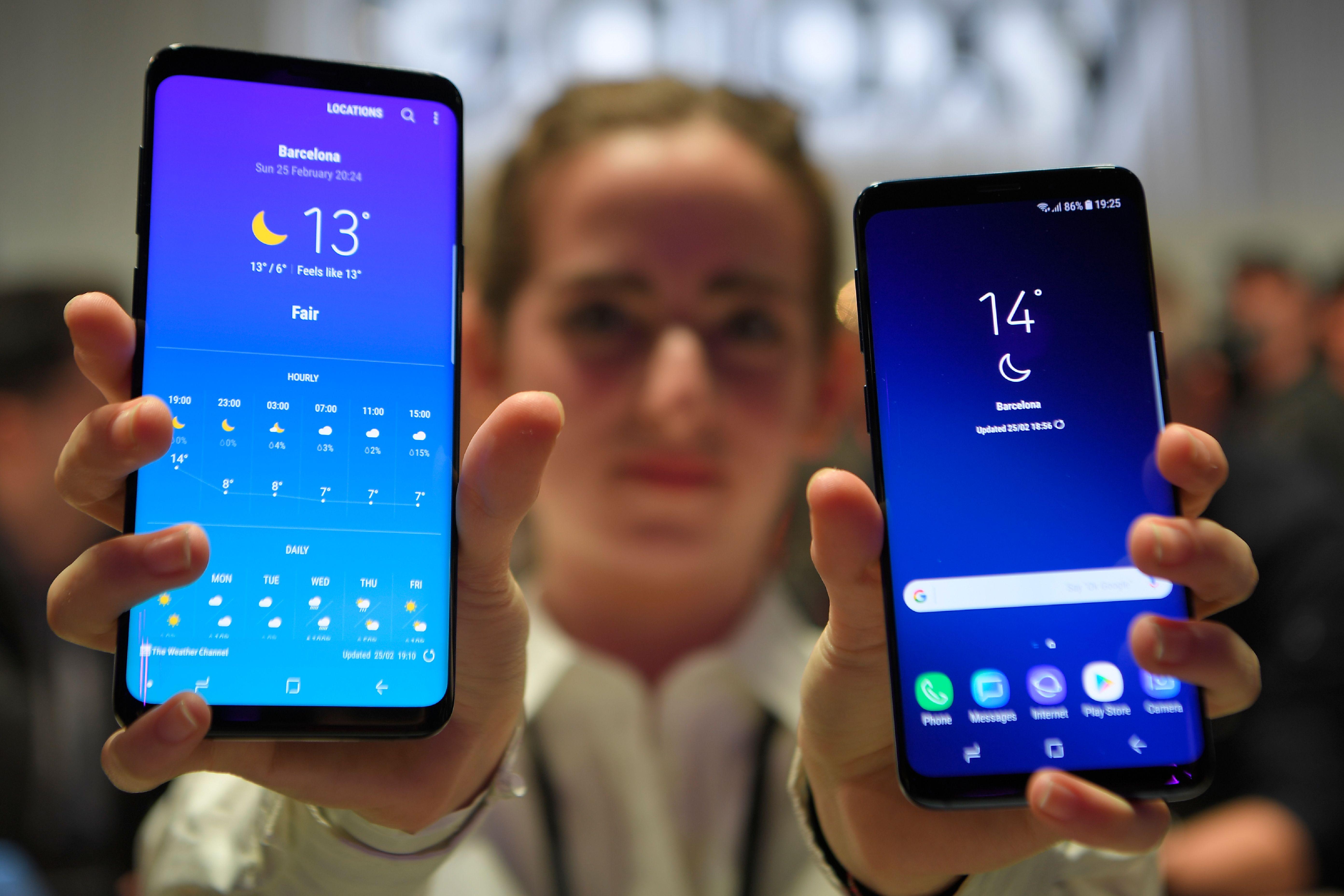 سامسونج Galaxy S9 و S9 Plus: المواصفات والأسعار والإصدار 1