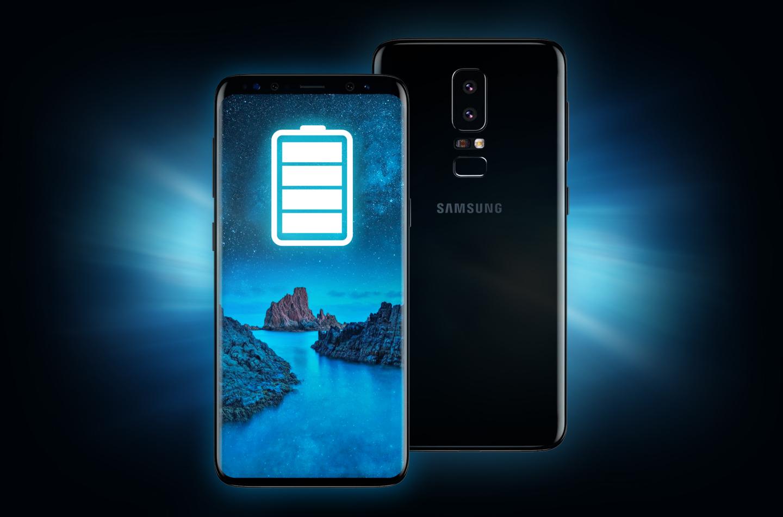 سامسونج smartphones سوف يأتي مع تقنية الشحن السريع 1