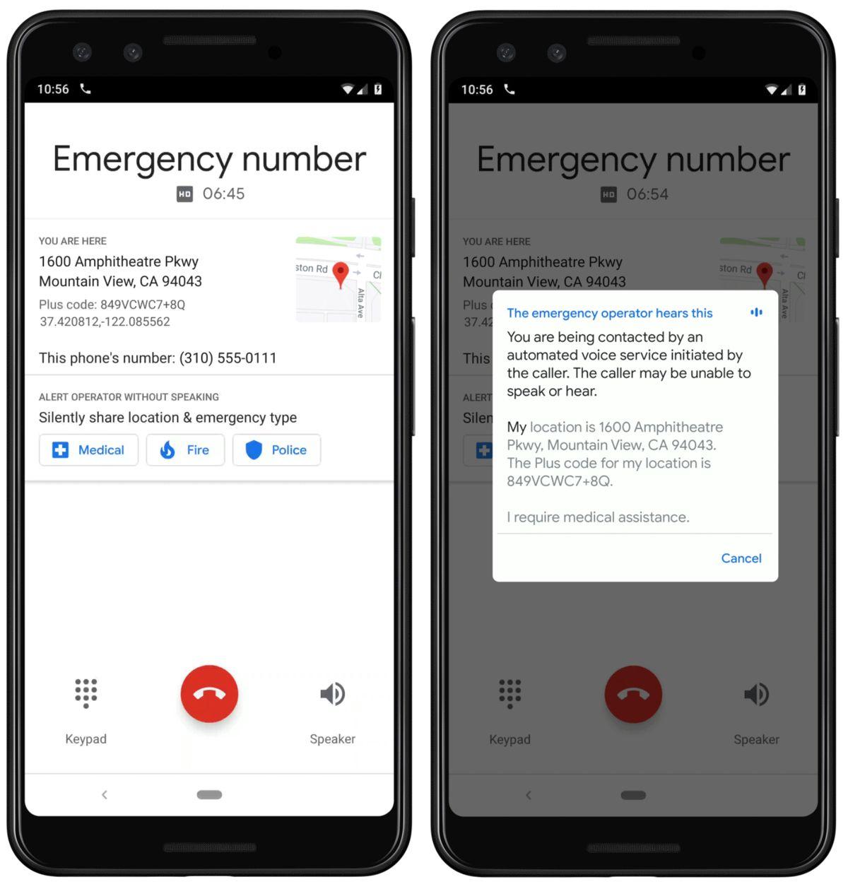 ستتمكن هواتف Pixel قريبًا من التحدث إلى خدمات الطوارئ نيابة عنك 1