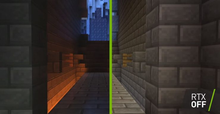 Minecraft with RayTracing 740x386 0