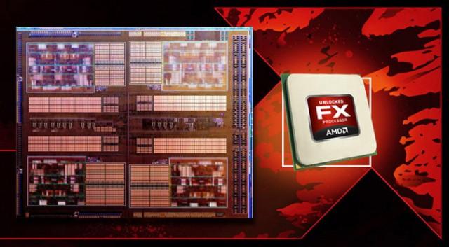 يموت AMD FX سووش والجرافة