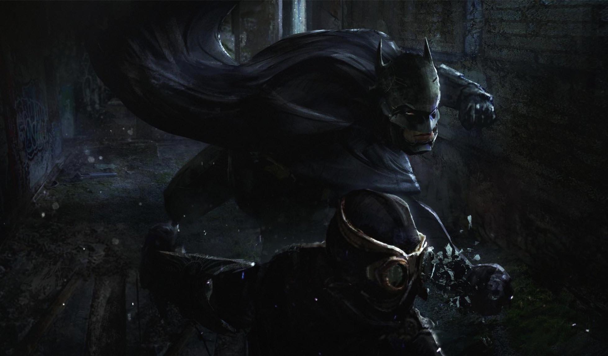 ستكون لعبة باتمان أركام المزعومة من وارنر بروس مونتريال على وشك الإعلان