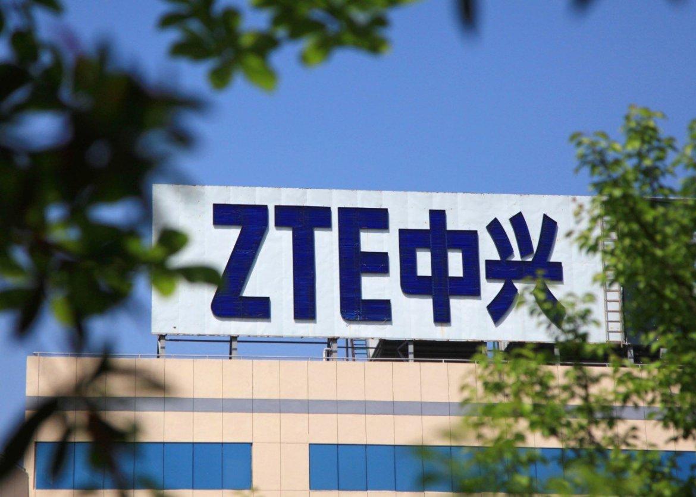 شعار ZTE