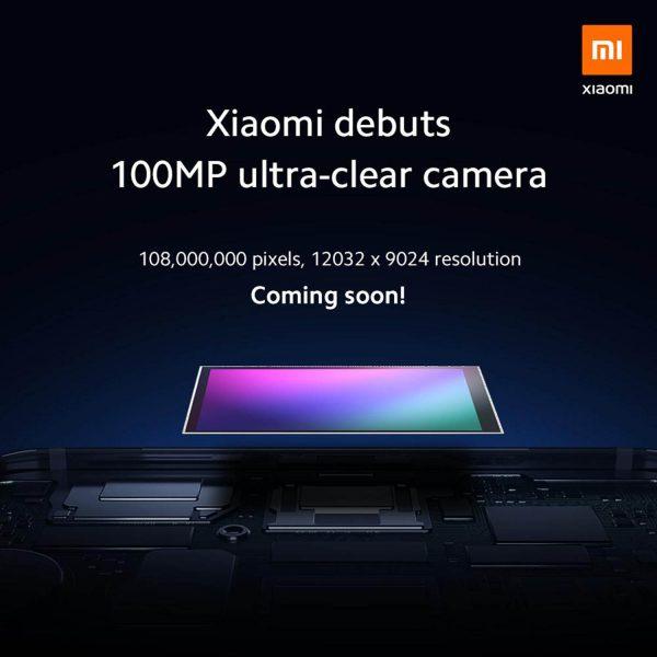 108MP Xiaomi