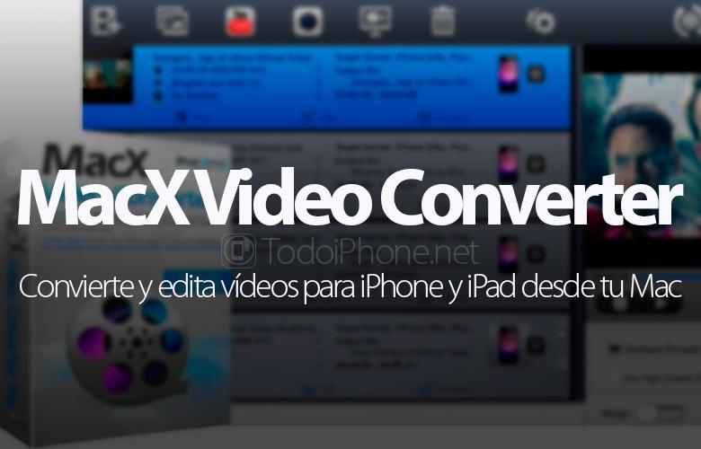 سحب برنامج MacX Video Converter Pro: 1000 نسخة مجانية يوميًا 1