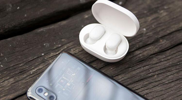 سماعات رأس لاسلكية مع Aliexpress: مراجعة سماعة Xiaomi Mi AirDots 3