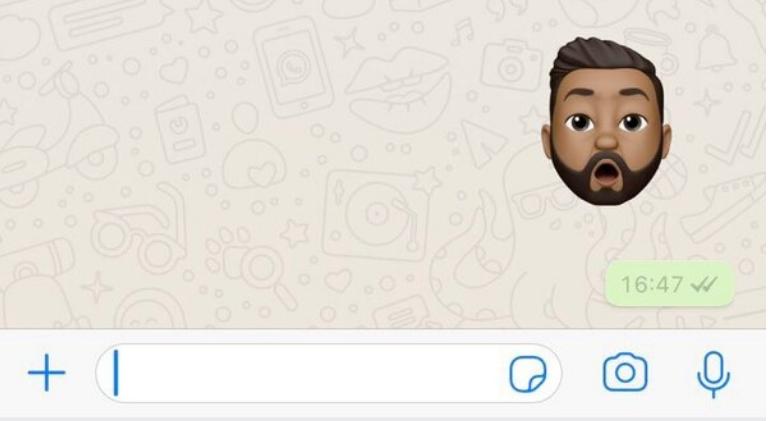 سيسمح لك WhatsApp بتخصيص الرموز التعبيرية باستخدام ميزات الوجه أو ميزات جهات الاتصال الخاصة بك