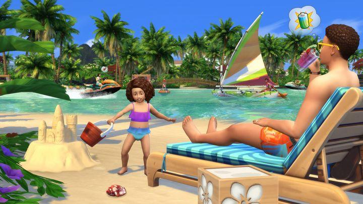 The Sims 4: Island Living - New Expansion يدخل جزر استوائية - صورة رقم 1