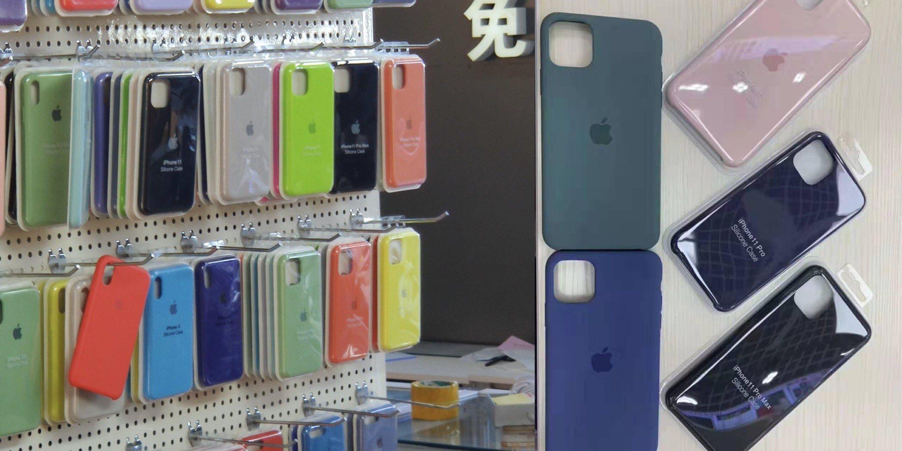 صور متسربة لحالات iPhone 11 تؤكد تصميم التغيير