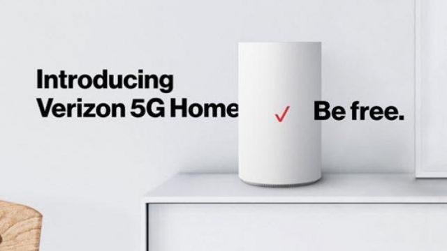 """فيريزون تعترف بأن خدمة الجيل الخامس 5G قد تكون أكثر شبها بـ """"Good 4G"""" 2"""