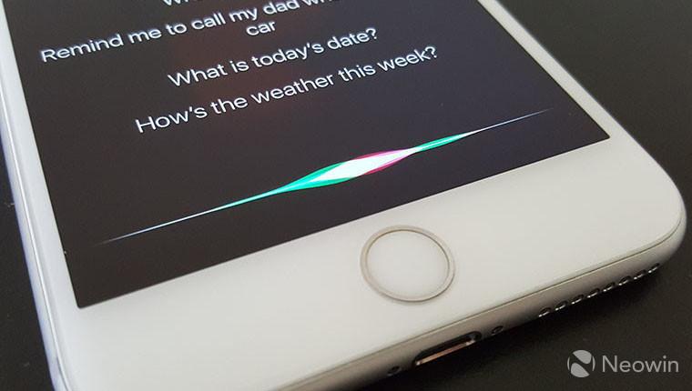 في ضوء الجدل الأخير ، Apple يغير طريقة تعامله مع تسجيلات سيري 1