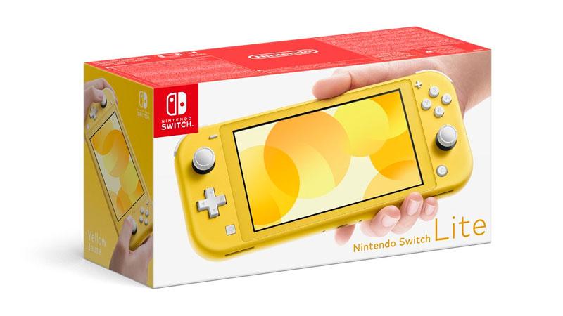 كشف سعر Nintendo Switch لايت في المكسيك 1