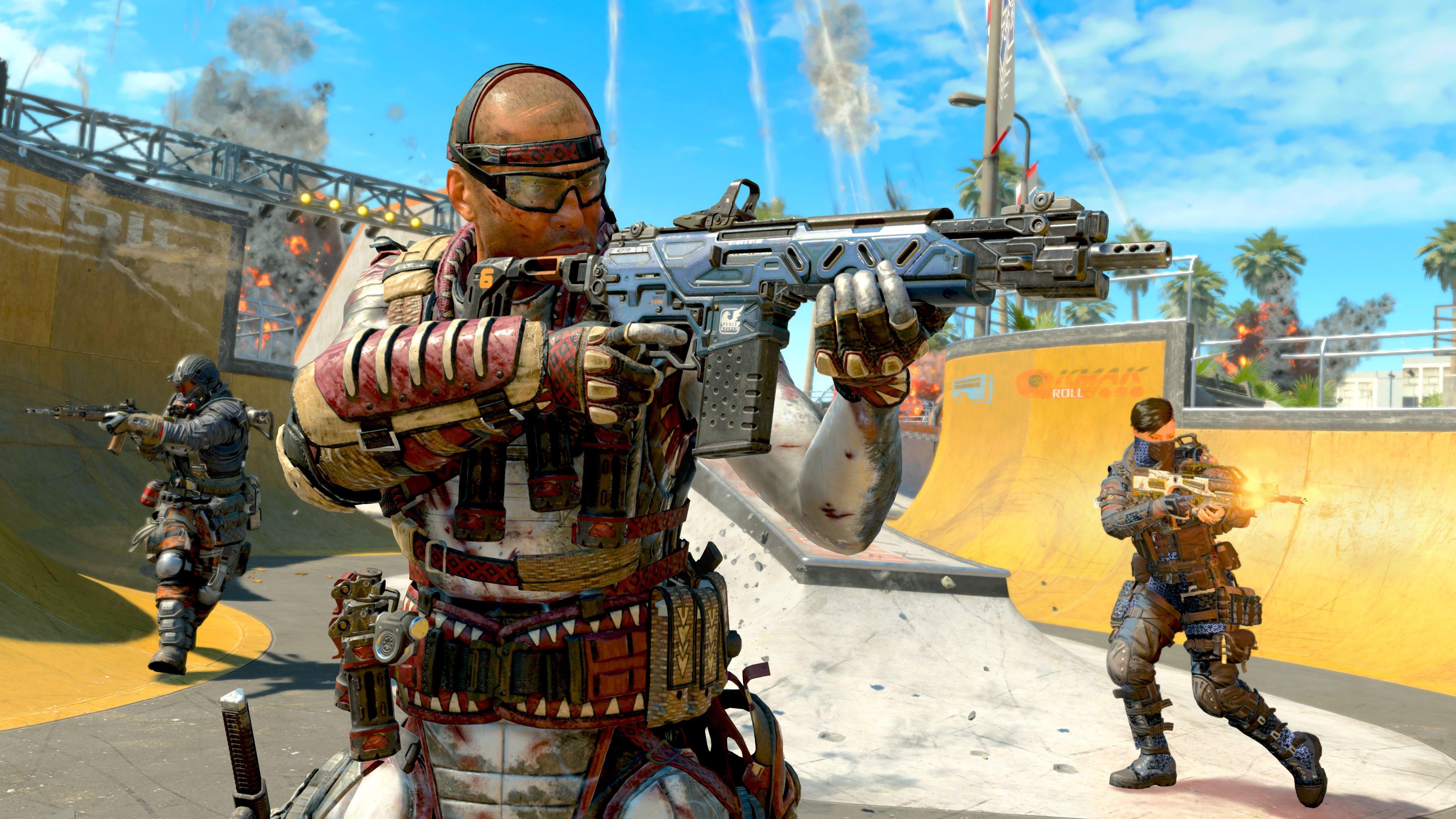سيحصل لاعبو Call of Duty على لعبة وضع العلامة التجارية الجديدة اليوم