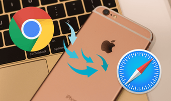 استيراد إشارات Chrome إلى Safari Featured