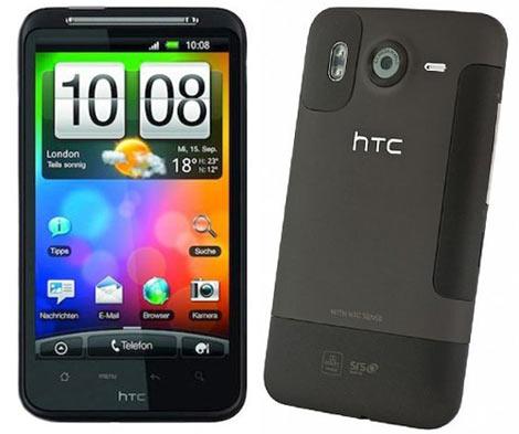 كيفية تحديث HTC Desire HD إلى Android 4.1.1 Jelly Bean CyanogenMod 10 (CM10) البرامج الثابتة المخصصة 1