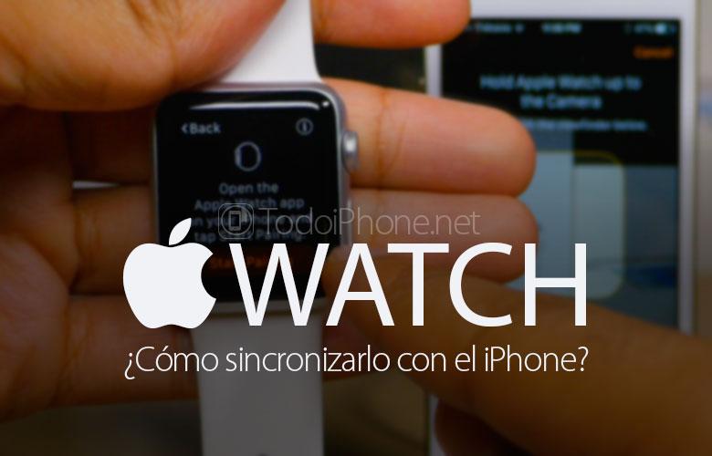 كيفية مزامنة Apple Watch مع اي فون الخاص بي؟ 1