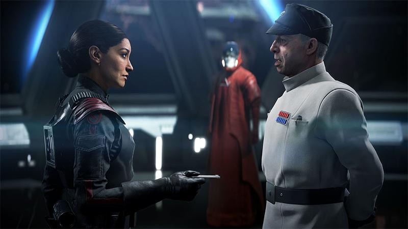 كيف تسد حملة Star Wars Battlefront II الفجوة بين عودة جيدي والقوة 2