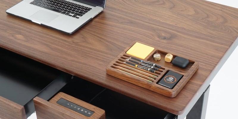 مكتب شون وولسي المصمم بكفاءة