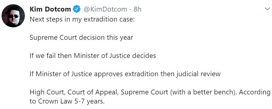كيم دوت كوم تستعد لتعبئة مستخدمي الملايين السابقين ضد جو بايدن 1