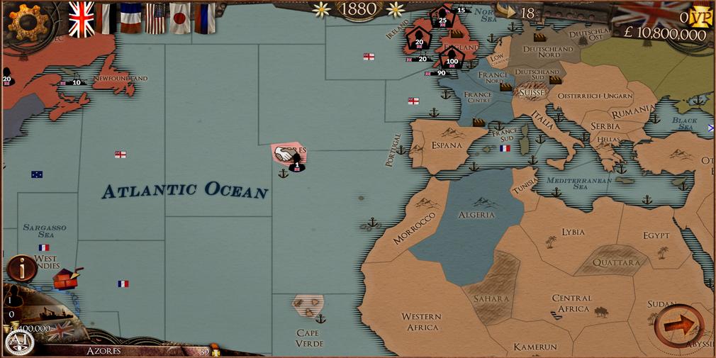 لعبة Age of Viking Conquest هي لعبة إستراتيجية في الوقت الفعلي متوفرة على Apple الأجهزة الآن 1