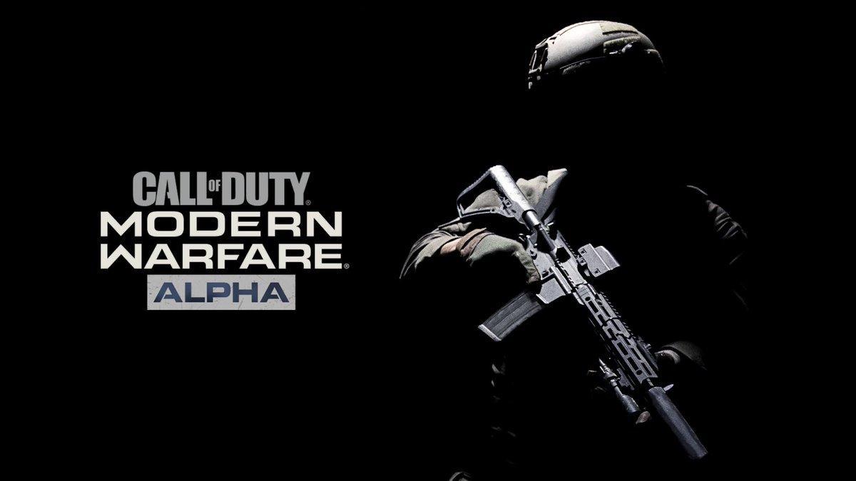 لعبة Call of Duty: Modern Warfare 2-vs-2 Gunfight Alpha الآن على جهاز PS4 1