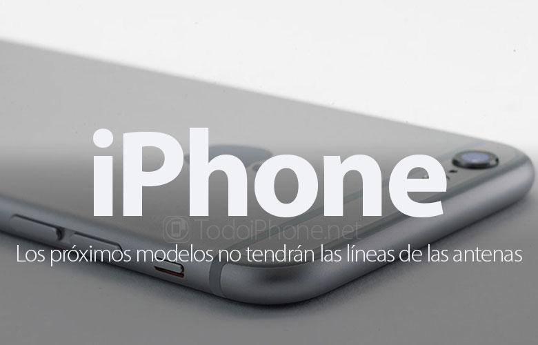 لن يحتوي iPhone التالي على خطوط الهوائي 1
