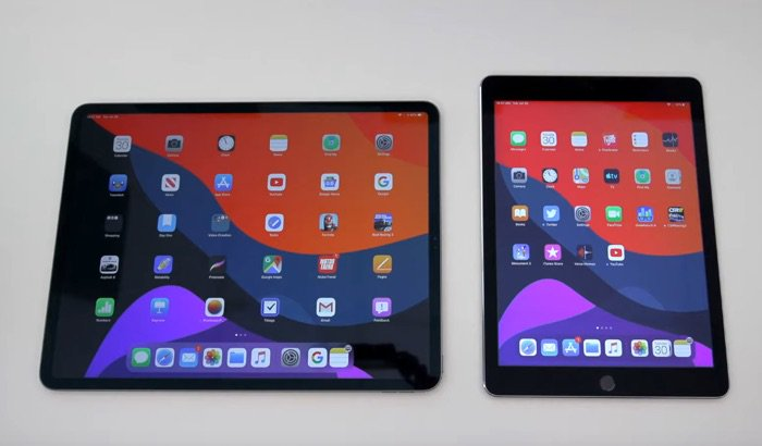 iPadOS بيتا 5