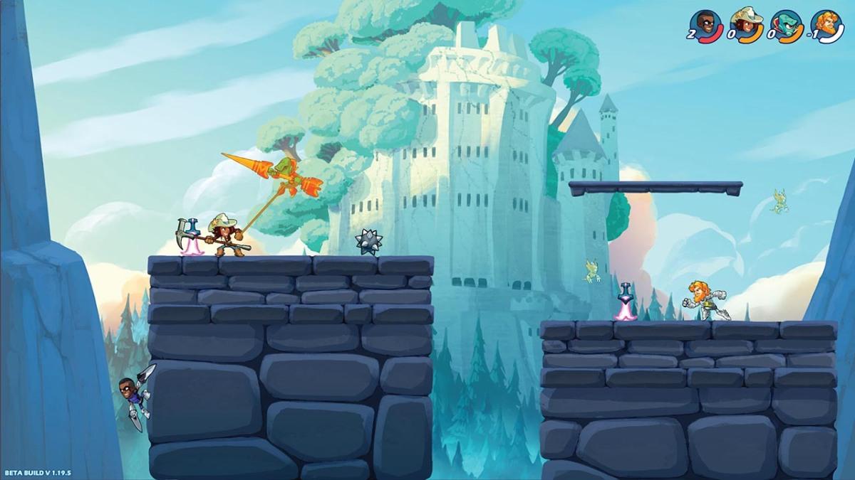 ما تحتاج لمعرفته حول Brawhalla ، البديل Super Smash Bros. يمكنك اللعب مجانًا 1