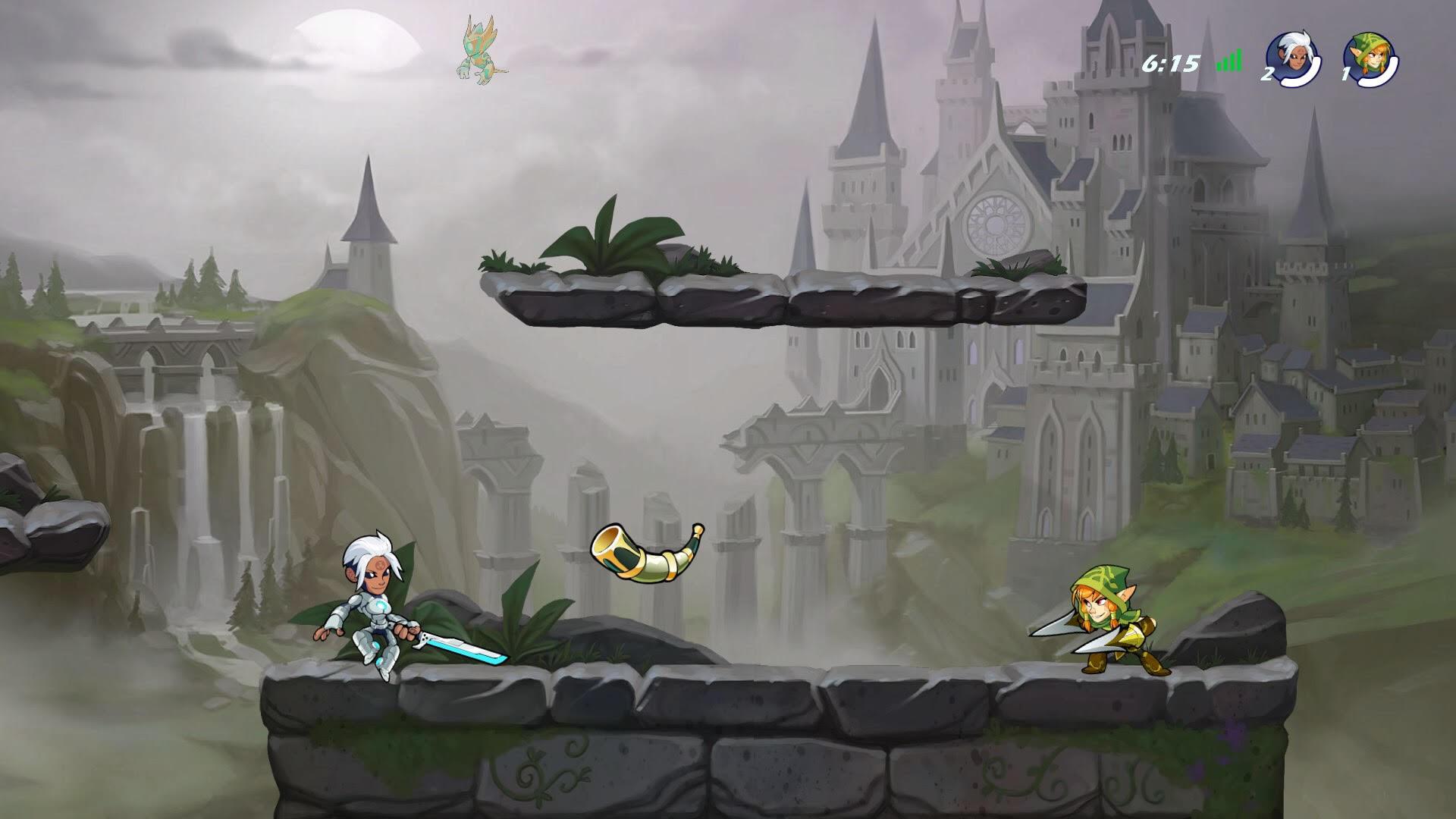 ما تحتاج لمعرفته حول Brawhalla ، البديل Super Smash Bros. يمكنك اللعب مجانًا 2