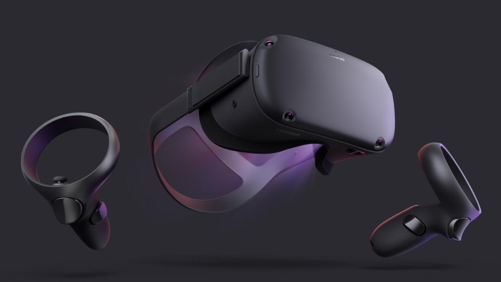 صورة Oculus Quest - مقدمة الجهاز