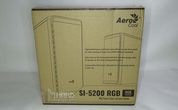 مراجعة PC Tower Aerocool SI 5200 RGB 2