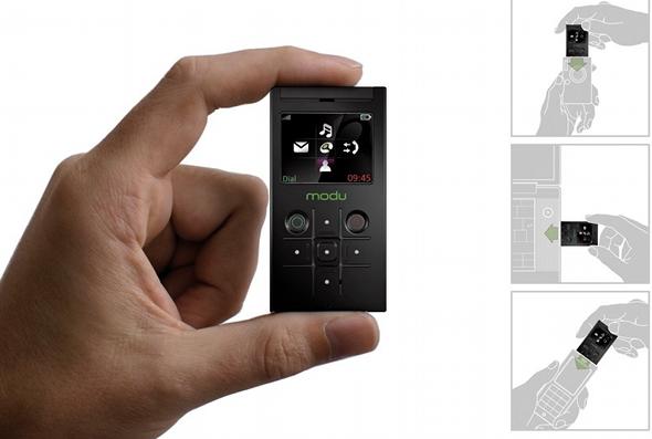 مودو: الهاتف المحمول المصغر 20 يورو المستخدم في السجون الإسبانية 1