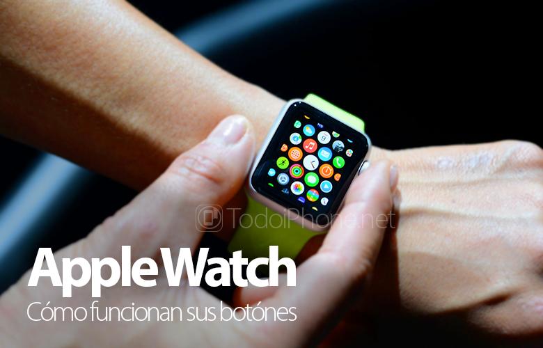 نقول لك كيف أزرار Apple Watch 1