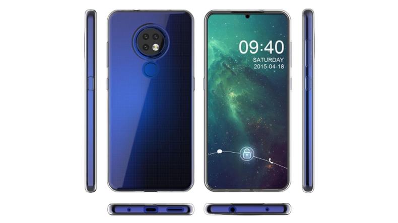 نوكيا 7.2 الهاتف الذكي
