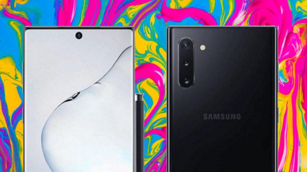 هذه ستكون أسعار Galaxy Note  10 و Note 10+ 1