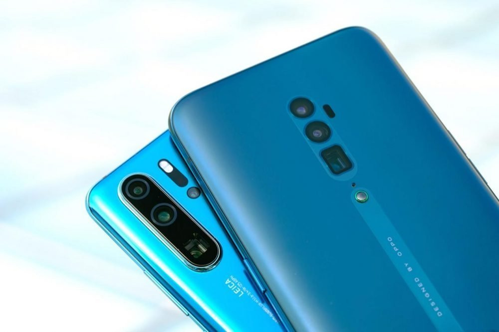 ممن لهم رينو ضد Huawei P30 Pro-1