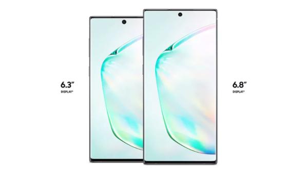 يؤكد Samsung تسرب كبير على أحجام الشاشة والأسعار 1