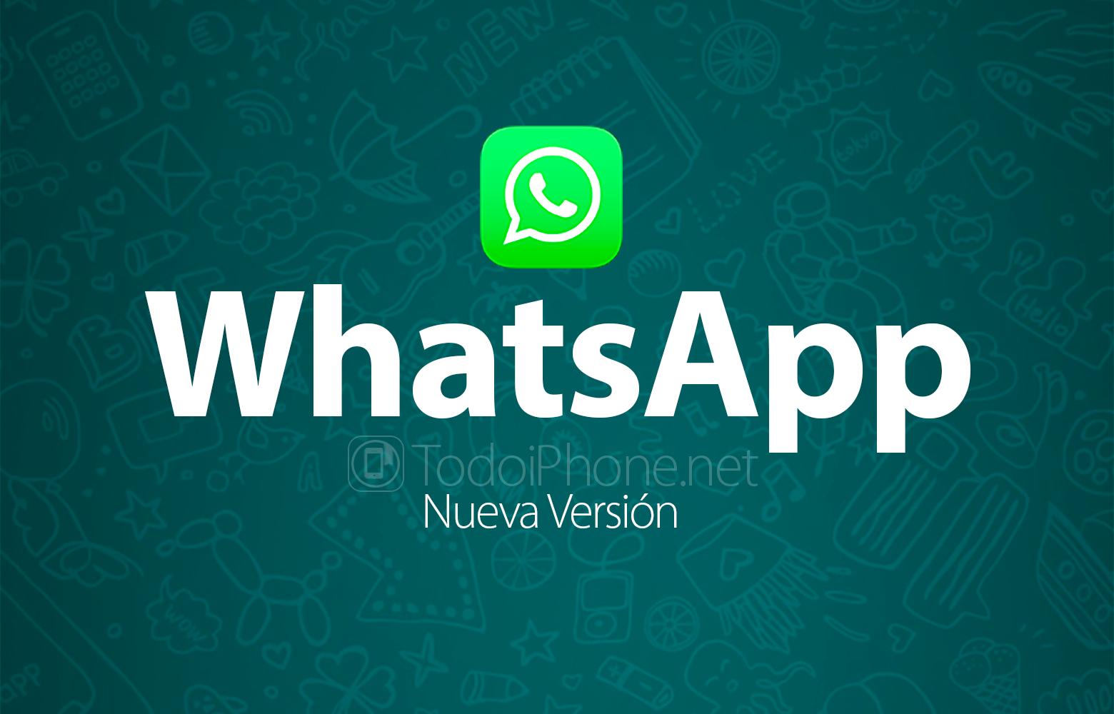 يتم تحديث WhatsApp مع 4 أخبار مثيرة للاهتمام 1