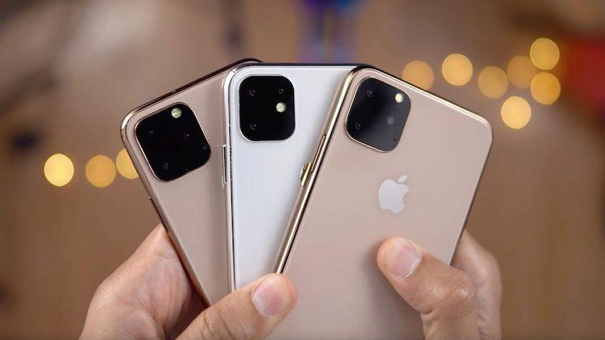 يتم توفير شاشات iPhone 11 Series من الصين 1