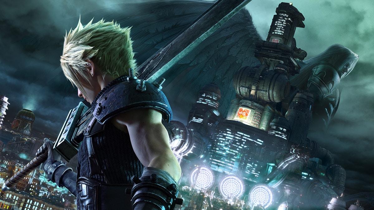 """يحتوي الإصدار الجديد الذي طال انتظاره من لعبة """"Final Fantasy VII"""" على تاريخ المقطورة والإصدار 1"""