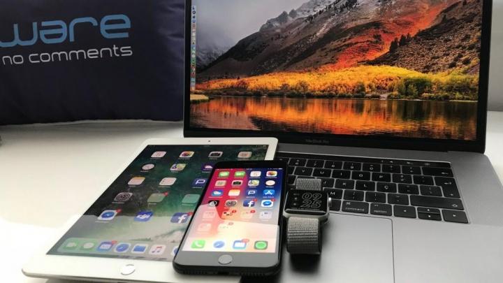 انزال Apple اي فون خرق الأمن