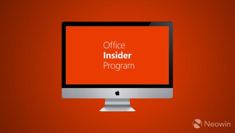 يحصل Office Insiders على Mac على Dynamic Arrays والمزيد عبر الحلقة البطيئة 1