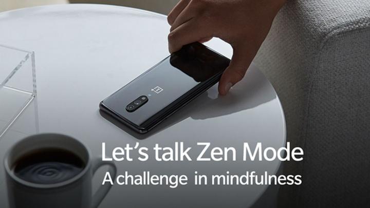 ون بلس 7 smartphones وضع Android iOS Zen