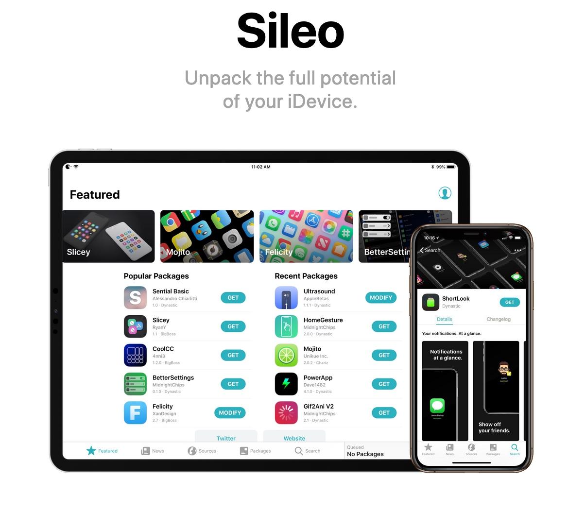 إصدار Sileo v1.2.9 مع مدير تنزيل محسن وواجهة أسرع والمزيد 1