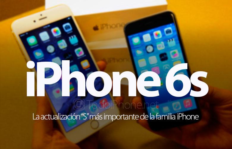 """يعتبر iPhone 6s هو أهم تحديث """"S"""" لعائلة iPhone 1"""