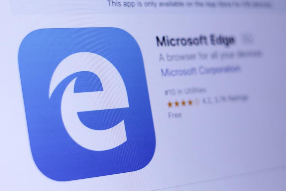 يعتمد Microsoft Edge Browser التعليمات البرمجية المستندة إلى Chrome 1